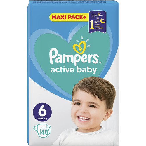 Pampers Active Baby Maxi Pack slika 7