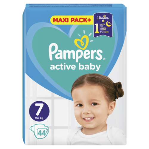 Pampers Active Baby Maxi Pack slika 8