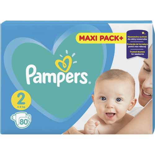 Pampers Active Baby Maxi Pack slika 2