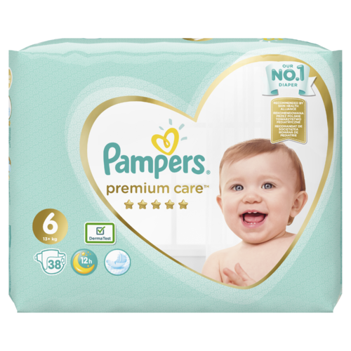 Pampers Premium Care, veličina 6 slika 1